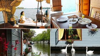 5 star resorts in Kumarakom